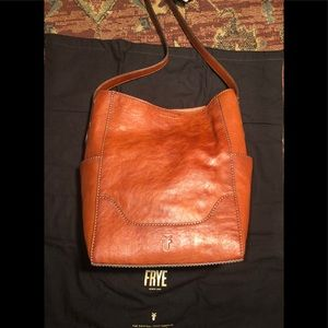 FRYE side pocket Hobo